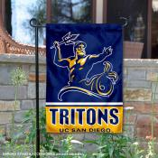 San Diego Tritons Garden Flag