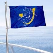 SAU Muleriders Boat Nautical Flag