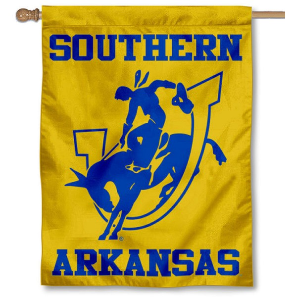 SAU Muleriders House Flag