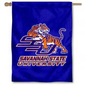 Savannah State Tigers House Flag