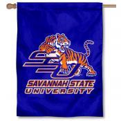 Savannah State Tigers House Flag