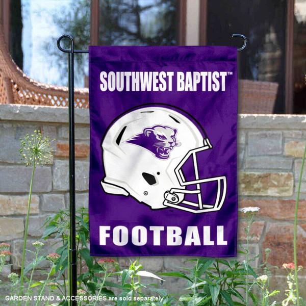 SBU Bearcats Football Garden Flag