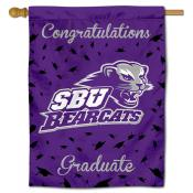 SBU Bearcats Graduation Banner