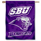 SBU Bearcats House Flag