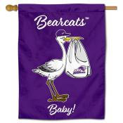 SBU Bearcats New Baby Banner