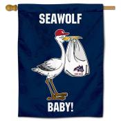 SBU Seawolves New Baby Banner