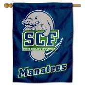 SCF Manatees Banner Flag