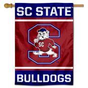 SCSU Bulldogs House Flag