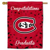 SCSU Huskies Graduation Banner