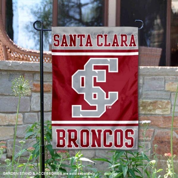 SCU Broncos Garden Flag