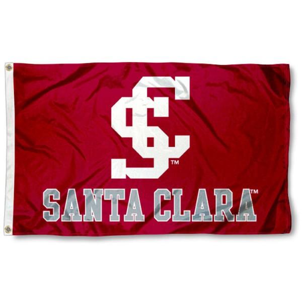 SCU Broncos New Logo 3x5 Foot Flag