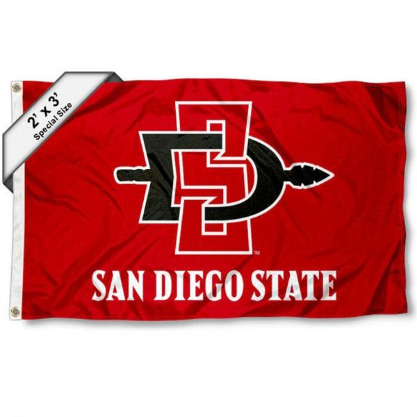 SDSU Aztecs 2x3 Flag
