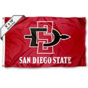 SDSU Aztecs 6x10 Foot Flag