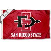 SDSU Aztecs 6x10 Foot Flag