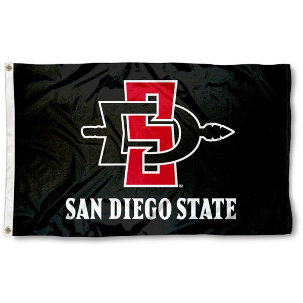 SDSU Aztecs Flag