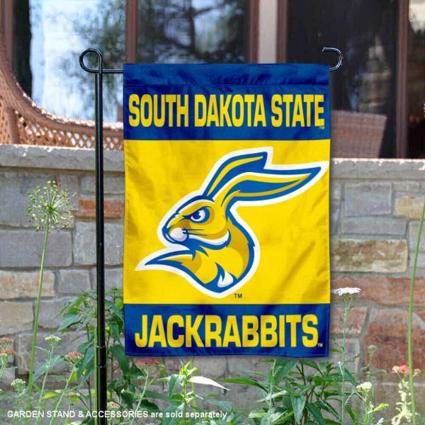 SDSU Jackrabbits Garden Flag