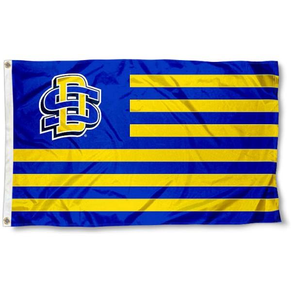 SDSU Jackrabbits Nation Flag