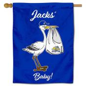 SDSU Jackrabbits New Baby Banner