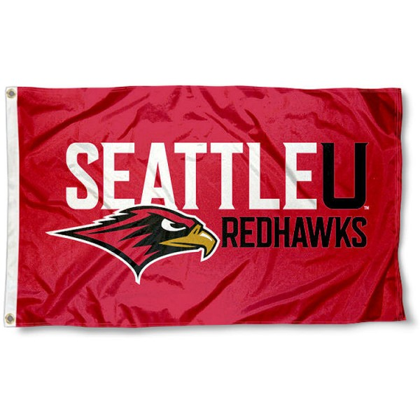 Seattle Redhawks Flag