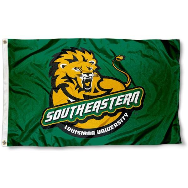 SELU Lions Flag