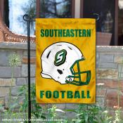 SELU Lions Football Garden Flag