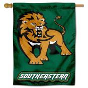 SELU Lions House Flag