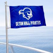 Seton Hall Pirates Boat Nautical Flag