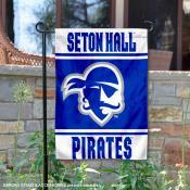Seton Hall Pirates Garden Flag