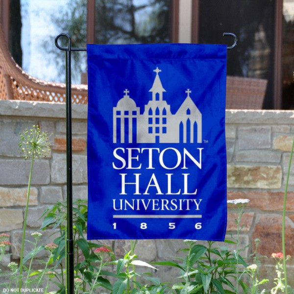 Seton Hall Pirates Garden Flag