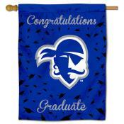 Seton Hall Pirates Graduation Banner