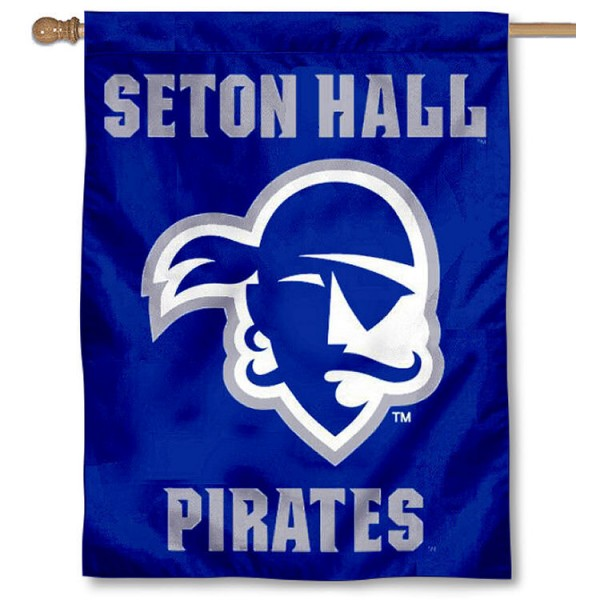 Seton Hall Pirates House Flag