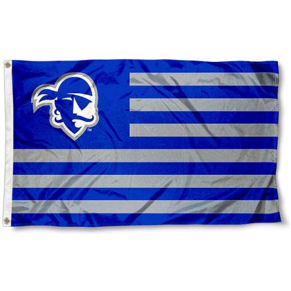 Seton Hall Pirates Nation Flag