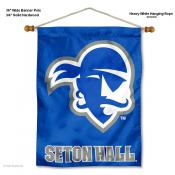Seton Hall Pirates Wall Hanging
