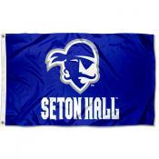 Seton Hall Pirates Wordmark 3x5 Foot Flag