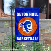 Seton Hall University Basketball Garden Flag