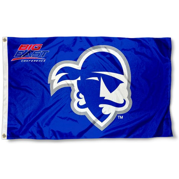 Seton Hall University Big East Flag