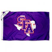 SFA Lumberjacks 2x3 Flag