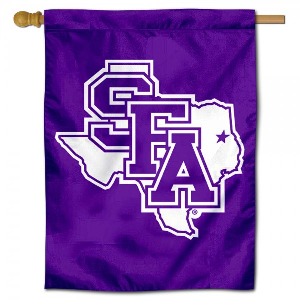 SFA Lumberjacks Banner Flag