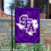 SFA Lumberjacks Double Sided Garden Flag
