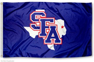 SFA Lumberjacks Flag
