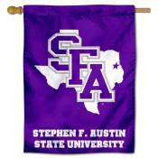 SFA Lumberjacks House Flag