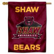 Shaw U Bears Banner Flag