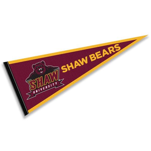 Shaw U Bears Pennant