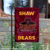 Shaw University 2 Ply Double Sided Garden Flag
