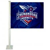 Shenandoah Hornets Car Flag