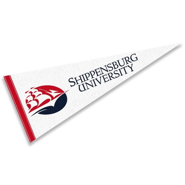 Shippensburg Raiders Pennant
