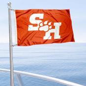 SHSU Bearkats Boat Nautical Flag