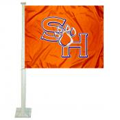 SHSU Bearkats Car Flag