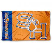 SHSU Bearkats Flag