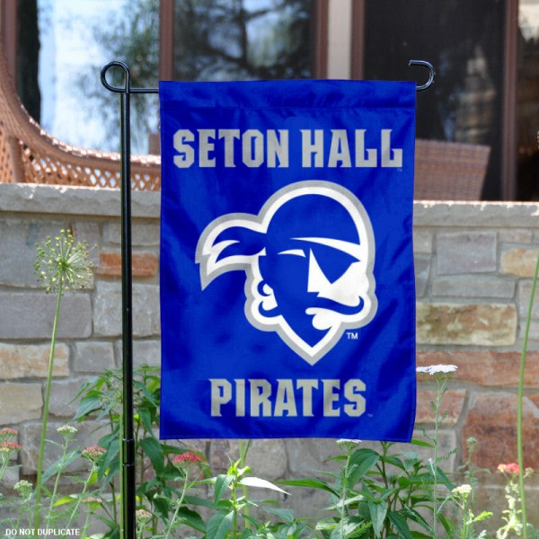 SHU Pirates Garden Flag